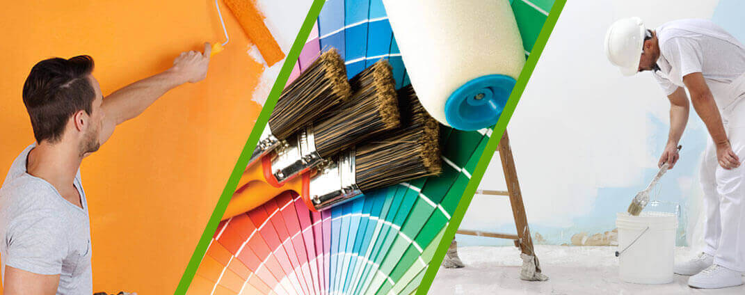 INTERIOR AND EXTERIOR HOUSE PAINT WORK IN DUBAI
